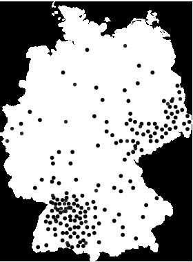 In ganz Deutschland